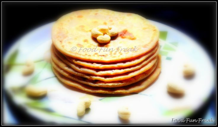 Puran Poli/ Obbattu ~ Food Fun Freak