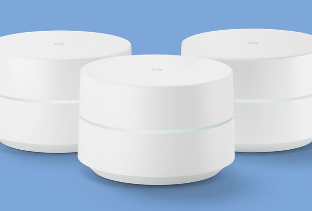 Google WiFi: New Modular System Might Be the Best Home Wireless Router - Thrillist