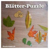Projekt Herbst Kindergarten und Kita-Ideen