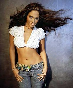 """The hottest Jennifer Lopez photos, all of the singer and actress we all know as J. Lo and """"Jenny from the block"""". Fans will also enjoy pictures of young Jennifer Lopez and sexy bikini pics of J. Lo. The sexy singer got her start on Fox's In Living Color as one of the dancing """"F..."""