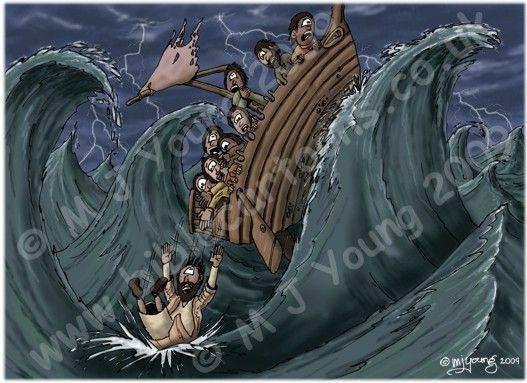 Jonah 01 - Scene 04 - Overboard