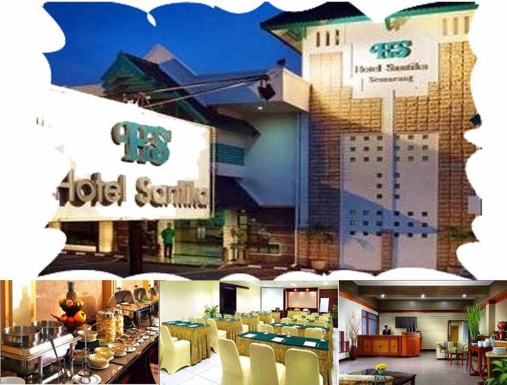 Informasi Lengkap Seputar Alamt, Nomor Telepon, Fasilitas dan Tarif Hotel Santika Semarang