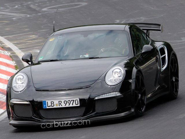 New GT2 to be Fastest 911 in History