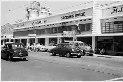 Jl. TUNJUNGAN 1956   Foto koleksi UWM