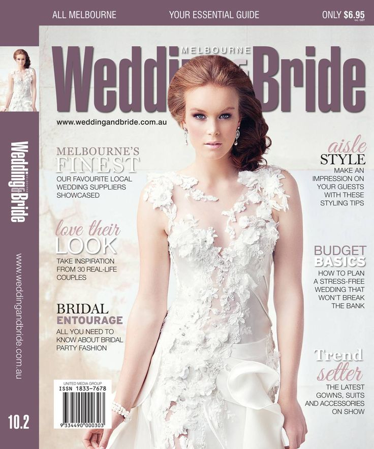 Morning Star Estate featured as a  backdrop for a shoot in the most recent issue of Wedding & Bride  Photo: Kelly Nowell (STUDIO MAX)