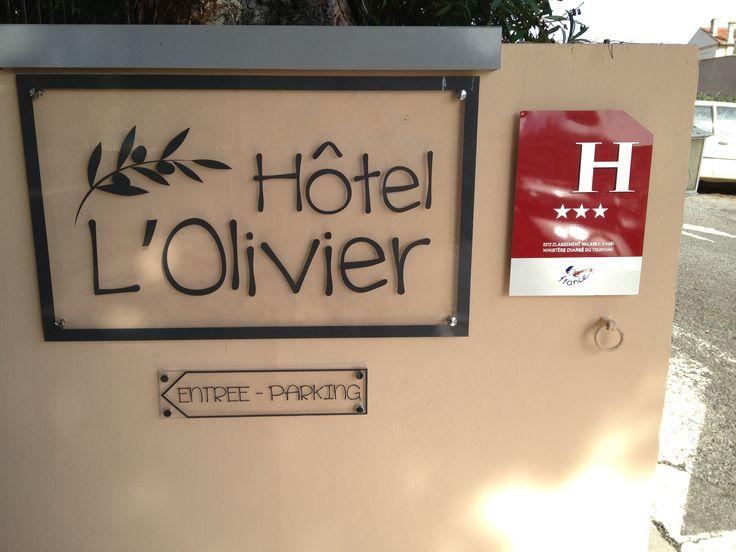 Maison de 1870 crée par un Lord Anglais et maintenant Hotel Olivier Cannes au Suquet
