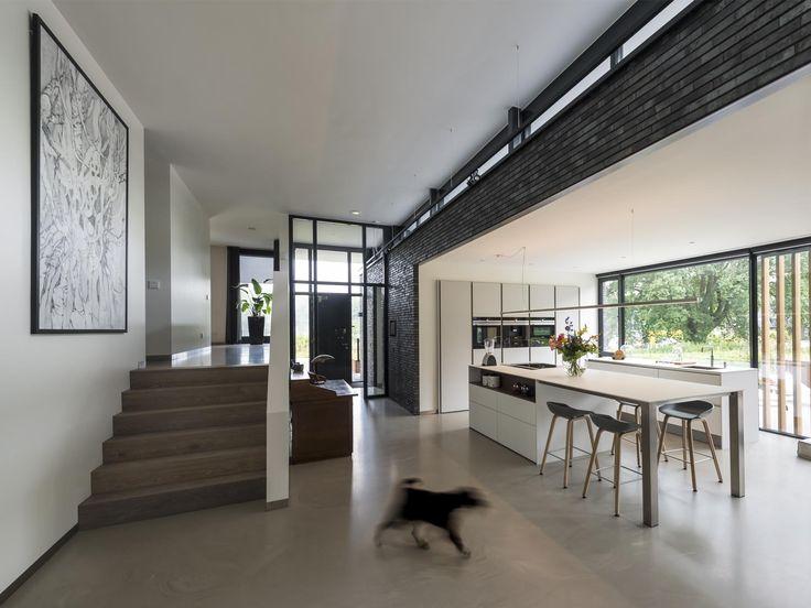 Maas architecten woonhuis enschede maas architecten for Devaere interieur
