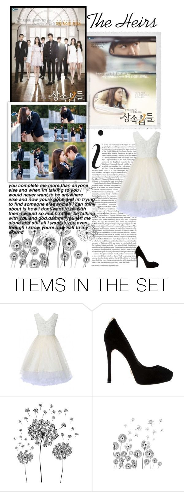 """""""The Heirs"""" by shook-squad on Polyvore featuring art"""