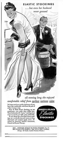 1942 ... her husband never guessed!