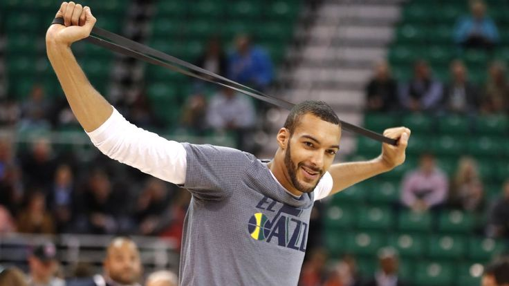 Q&A with Rudy Gobert: Playoffs a new story for Stifle Tower