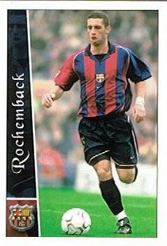 Fabio Rochemback, F.C. Barcelona