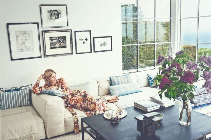 House Tour: See inside a Danish Jeweller's coastal Copenhagen home : Danish jeweller Charlotte Lynggaard's coastal home in Copenhagen is not only a family retreat but also a place to commune with nature and a reflection of the designer's artistic instincts.