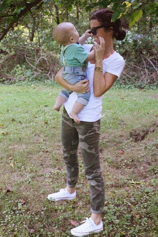 the daybook -- this makes me want camo pants. adorable. and i have been dead-set against anything camo since umm, 1999. the baby probably helps...