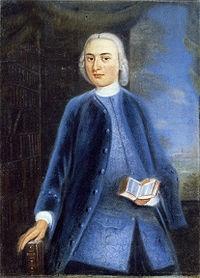 Lambertus van Bolhuis - (1741-1826) - pastelportret toegeschreven aan Lambertus Beckeringh (circa 1760-1769)