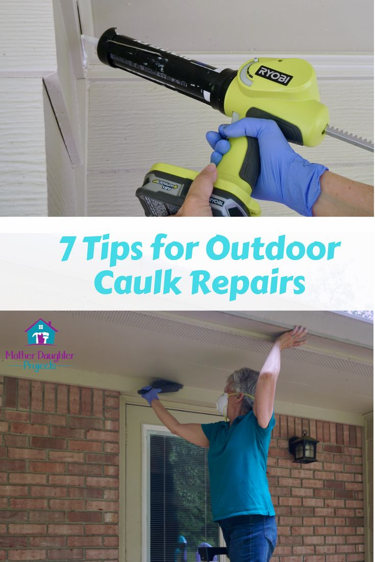 how to clean window sills outside
