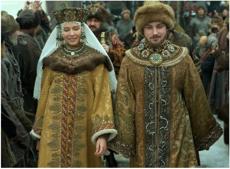 SOFIA' EPIC TV SERIES ON THE 15TH CENTURY GRAND DUCHESS OF RUSSIA N