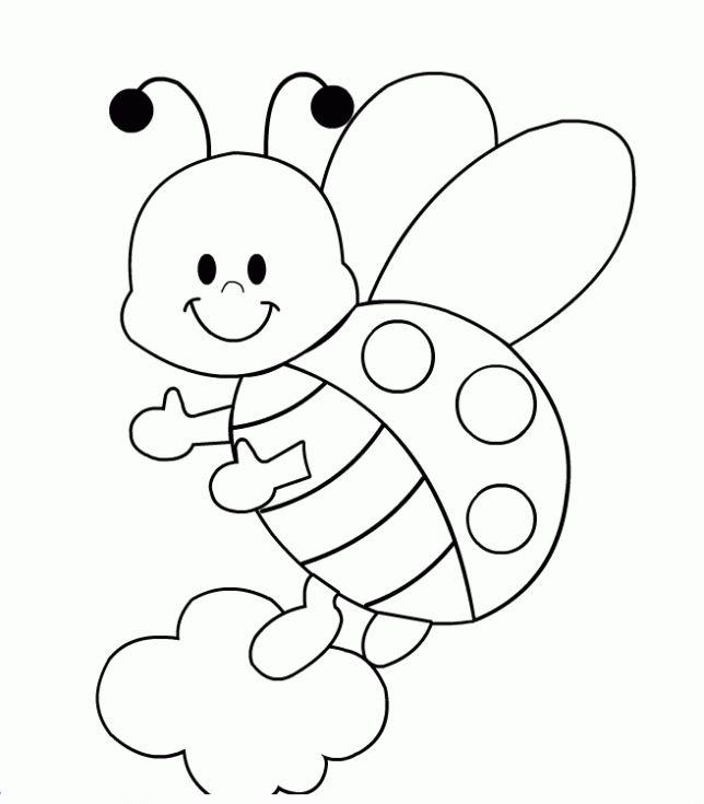 M s de 25 ideas fant sticas sobre dibujos sencillos en - Dibujos infantiles para imprimir pintados ...