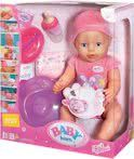 bol.com | BABY born Interactieve Pop Roze - Babypop,Zapf creation