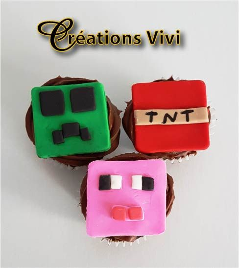 Cupcakes minicraft
