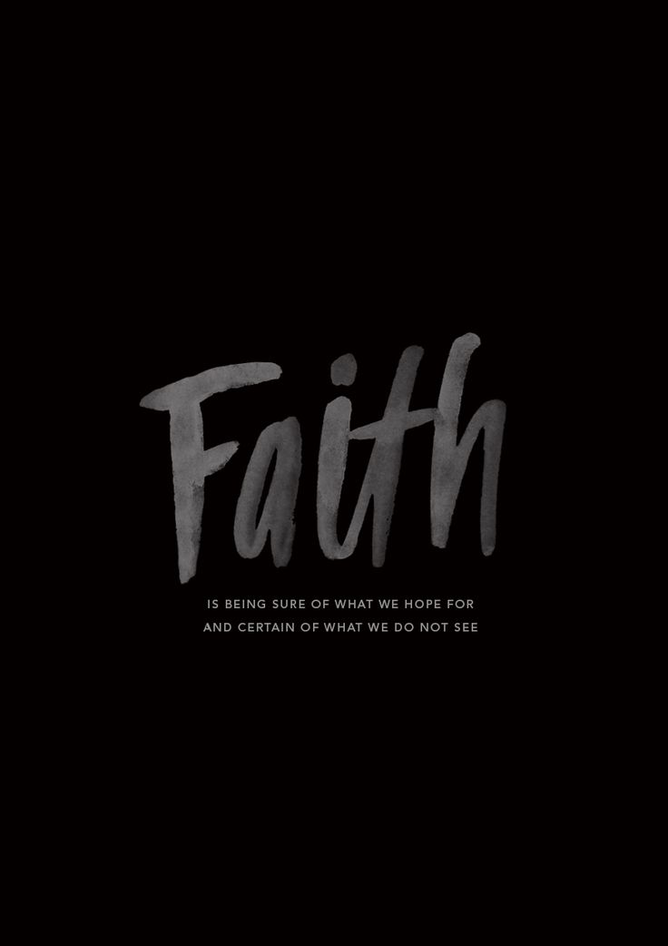 Christian Inspirational Quotes Black Background: FREE Faith Wallpaper Download