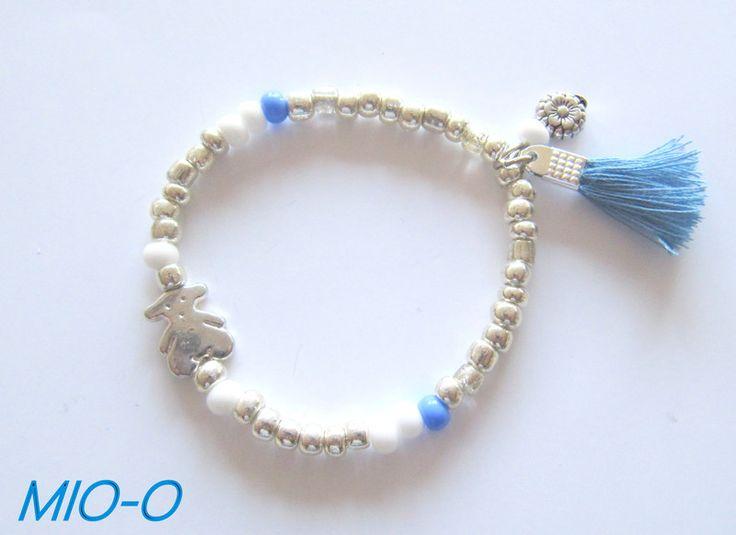 Armbänder & Armreife - Armband für Mädchen kleine Bear - ein Designerstück von MIO-O bei DaWanda
