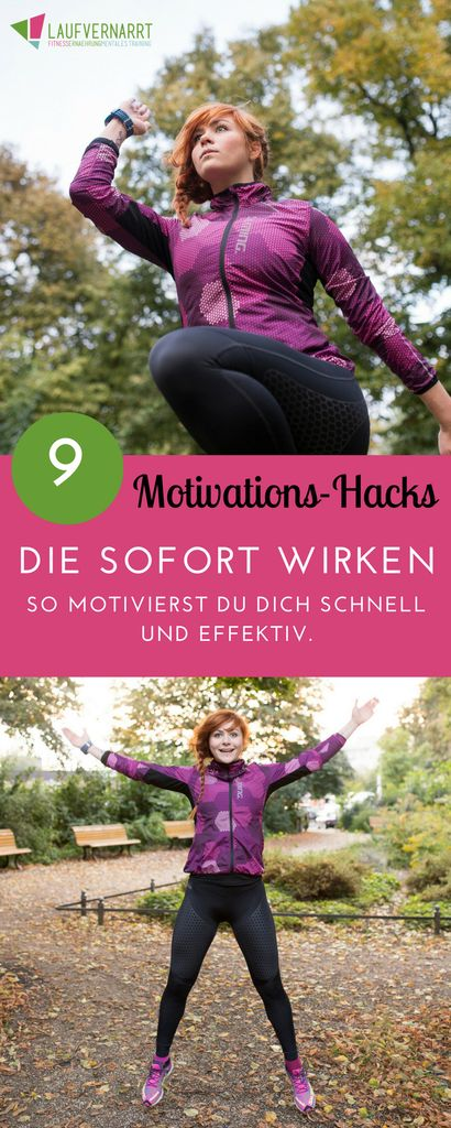 Keine Lust auf Training? So motivierst du dich, wenn du dich schlapp und lustlos fühlst und dein Sport dich überfordert. 9 funktionieren Tricks für mehr Motivation und Energie für dein Workout!