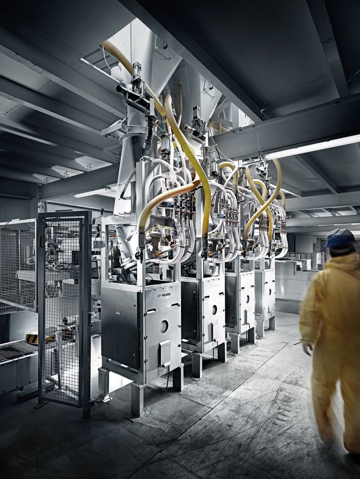 Heavy industry project by Dimitris Poupalos