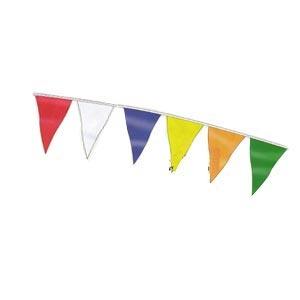 "30' Pennant Banner (Multi-Colour) 12"" x 18"" panels"