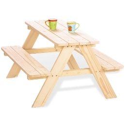 Kindersitzgarnitur Holz