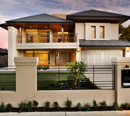 68 best House Facades images on Pinterest | Design homes, Camper ...