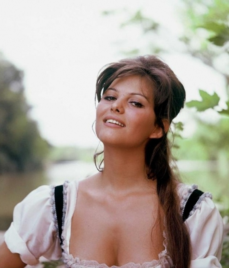 246 Best Images About Claudia Cardinale On Pinterest