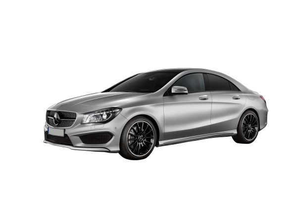 Mercedes Benz CLA Class - CLA 250 Edition 1 2013-2014 with Mountain Grey Body Colors