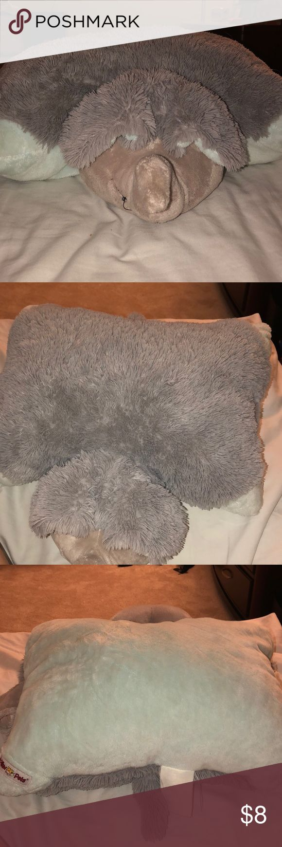 elephant pillow pet lightly used no stains! Other