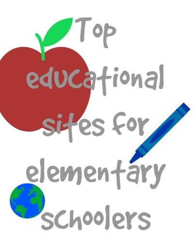The best educational websites for elementary schoolers