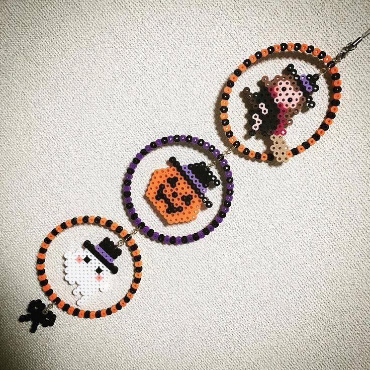 #perlerbeads #hamabeads #fusebeads #handmade #halloween #pixelart #jackolanturn