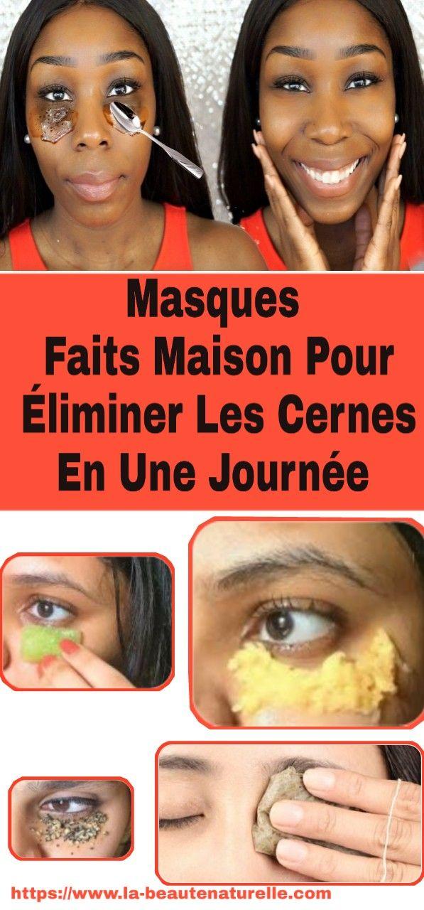 Masques Faits Maison Pour Eliminer Les Cernes En Une Journee Skin Care Beauty Beauty Makeup