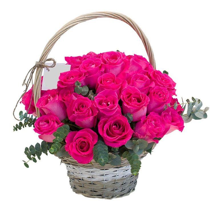 Как изготовить букет из белых роз на свадьбу в корзине услуга доставка цветов анонимно не дорогой