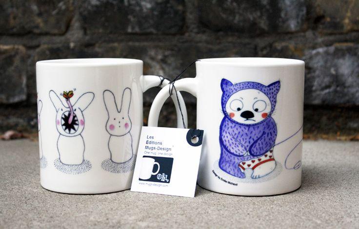 1000 images about nos tasses et mugs tasse caf et tasse en porcelaine on pinterest shops. Black Bedroom Furniture Sets. Home Design Ideas