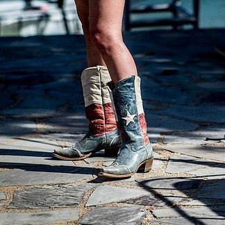 Possum Kingdom, Texas | 14 Tiny Texas Towns That Are Totally Worth The TripI want these boots like no other
