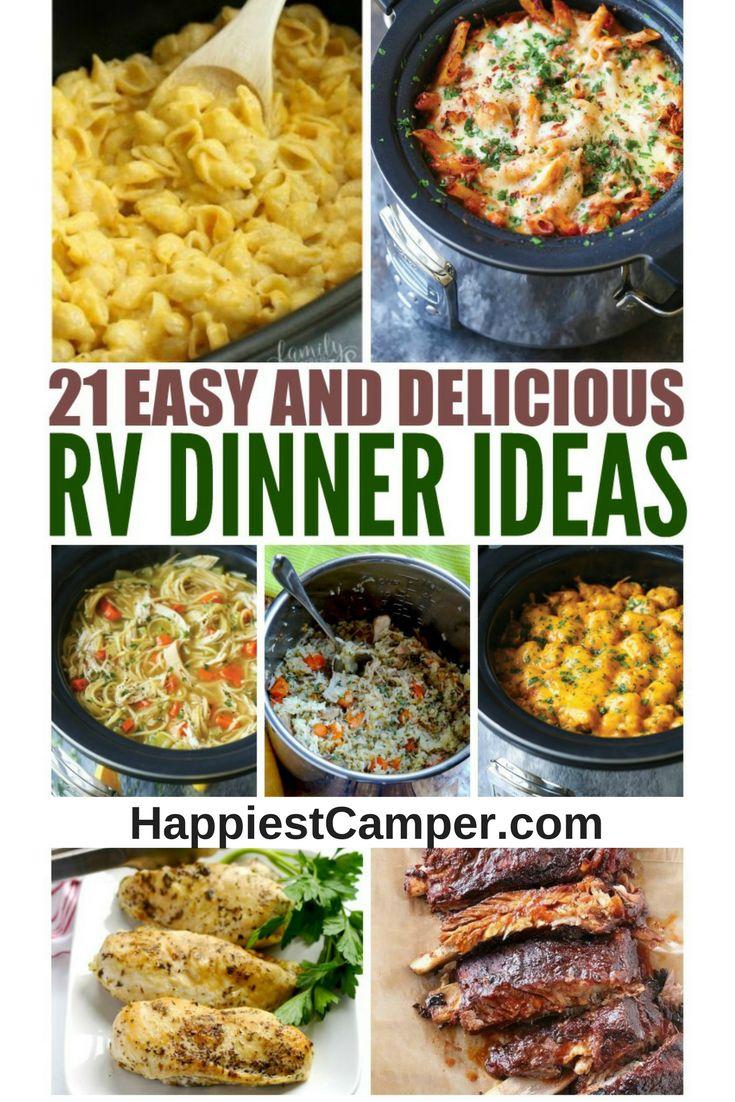 Best 25 Camping Dinner Ideas On Pinterest