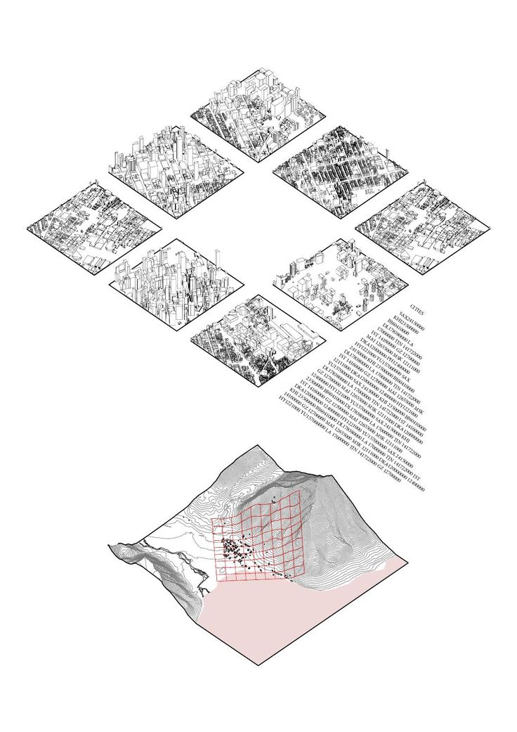 Geoff Eberle - Part 1 Architecture Portfolio - Volume 1 by Geoff Eberle