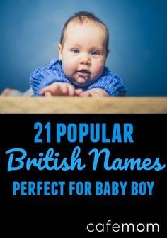 From Alfie and Reuben to Leon and Jaxon, here are some popular British names that might just be perfect for your baby boy.