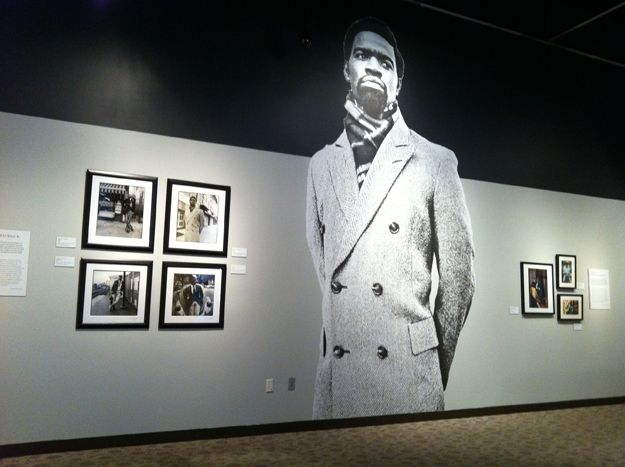"""""""Dandy Lion: Articulating a Re(de)fined Black Masculine Identity,"""" a new exhibit at the Reginald F. Lewis Museum of Maryland African American History and Culture takes a creative approach, exploring the phenomenon and its subjects through the work of 20 emerging photographers and filmmakers."""