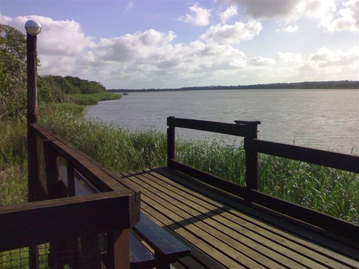 St Lucia @ The Bridge - St Lucia @ The Bridge offers a serene and tranquil getaway or an ideal family holiday. Situated within the Greater St Lucia Wetlands Park, we offer game drives, lake cruises, horse riding, whale watching ... #weekendgetaways #stlucia #zululand #southafrica