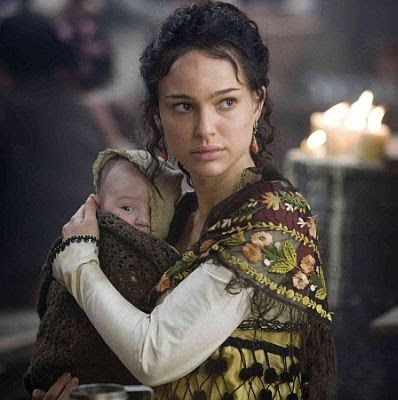 serenia with baby meggie. i doubt the camberinns were always accepting of priam and serenia's marriage.