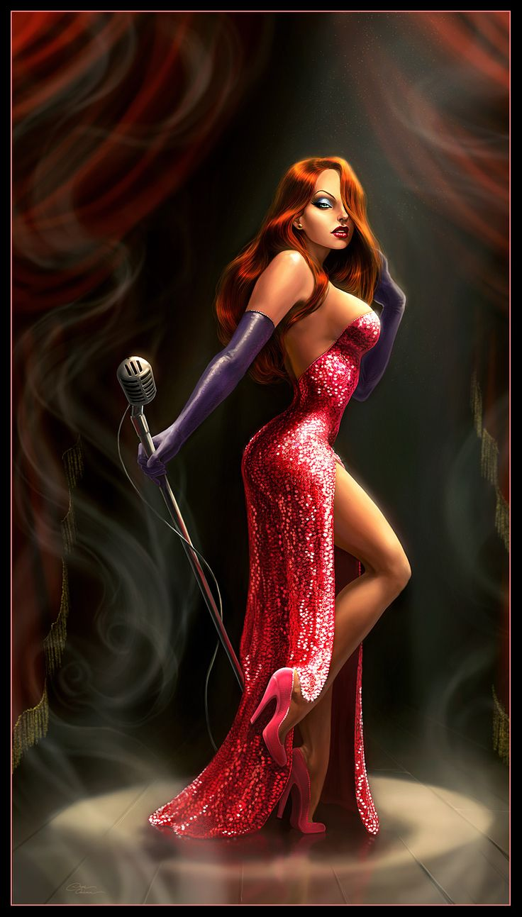 jessica rabbitDiane Ozdamar, Jessica Rabbit, Halloween Costumes, Jessicarabbit, Pinup, Pin Up, Halloween Ideas, Red Head, Cartoons Character