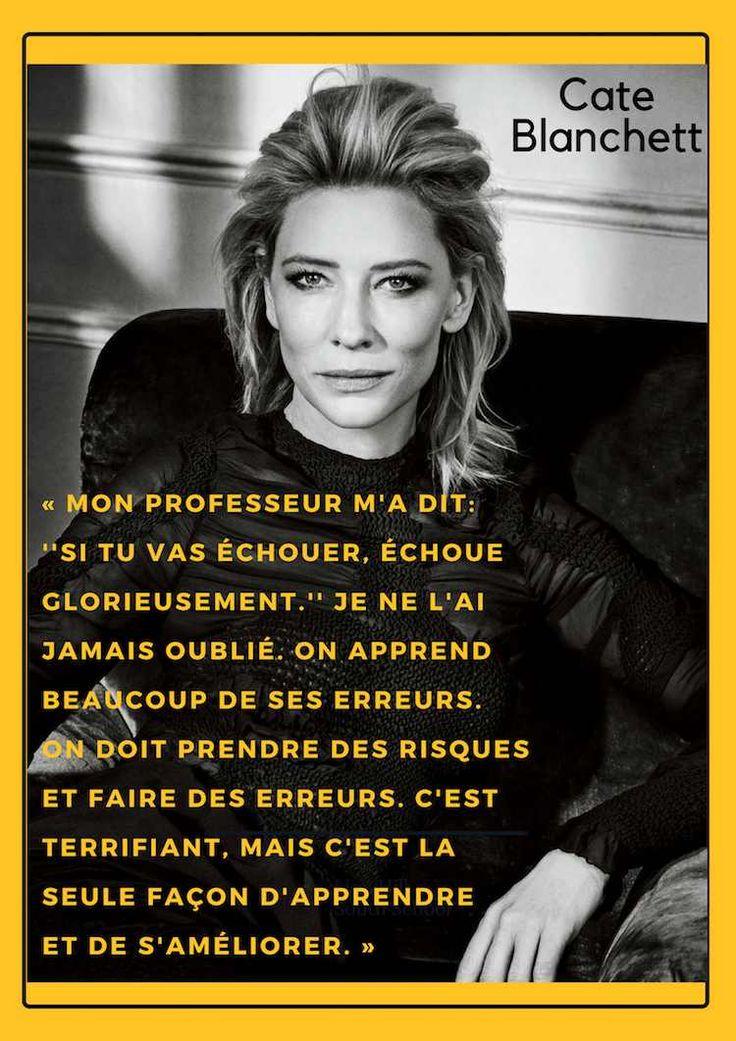 20 citations sur le succès points du monde des célébrités hollywoodiennes