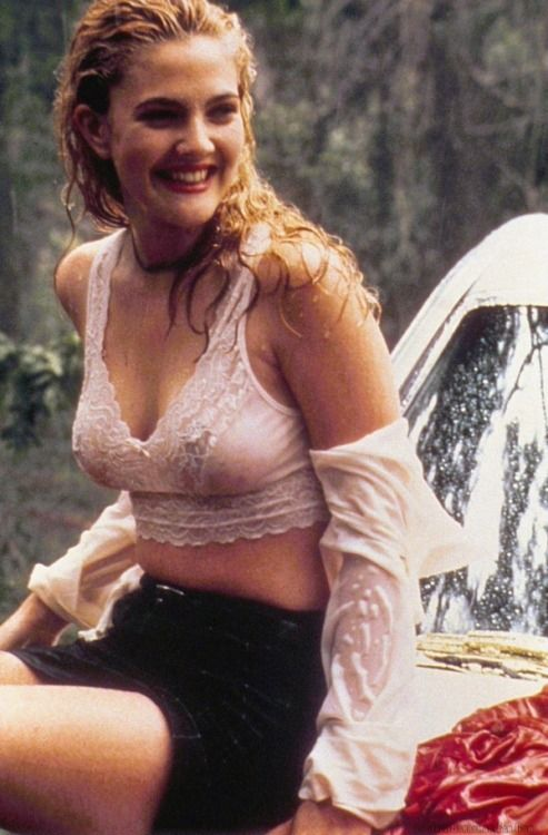 Drew Barrymore in the 90s =  PERFECT