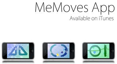 MeMoves is a movement program that I have used for breaks, focusing, energizing, calming, etc.  Helps students who have difficulty mimicking the movements of others.  Nice music and the people on the screen are all ages, colors, genders and sizes.  It almost feels like they are in the room, they are so engaging.  Now there is an iPad App that is interactive and users trace the puzzles to see the screen come alive.  Multiple speed, complexity and mood settings.