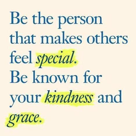 compassion quotes and sayings | be known for your kindness and grace